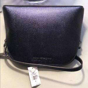 NWT - Michael Kors Adele Crossbody Blue/Purple.